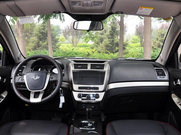 吉利汽车  2.0L 自动 中控台整体