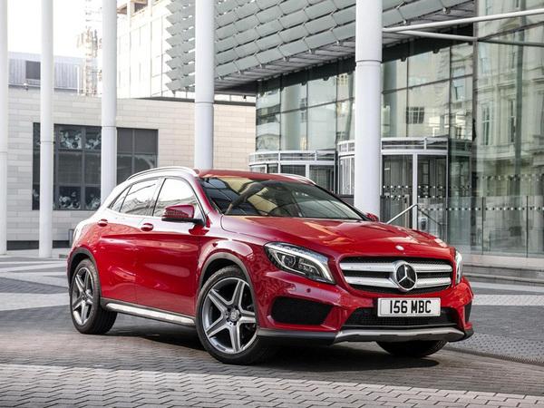 或售29-40万元 奔驰GLA将于10月27日上市_奔驰GLA_进口新车-网上车市