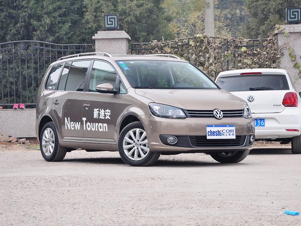上海大众  1.4TSI 自动 车辆右侧45度角