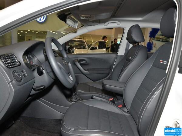 上汽大众  1.6L 自动 副驾驶座椅正视图