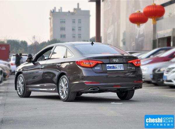 北京现代  2.0L