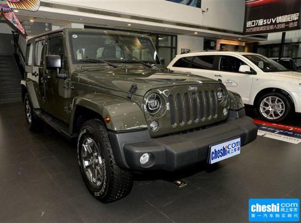 Jeep  3.0L 自动