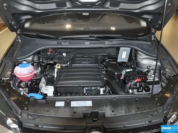一汽-大众  质惠版 1.4L 手动 发动机局部特写