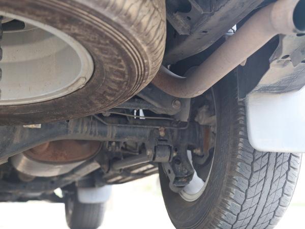一汽丰田  2.7L 自动 右后悬架