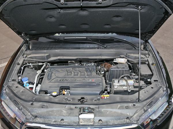 哈弗汽车  1.5T 车辆发动机舱整体