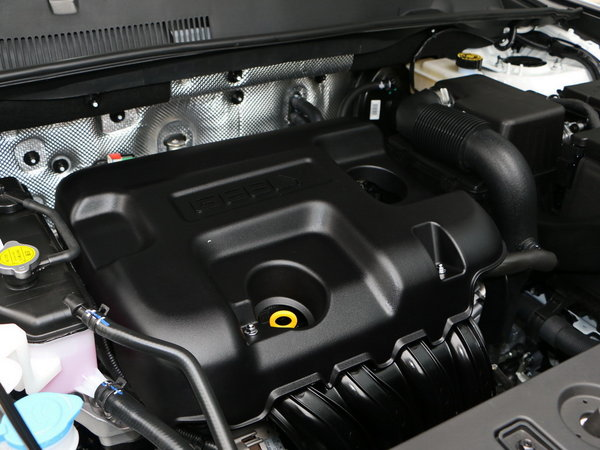 吉利汽车  基本型 发动机