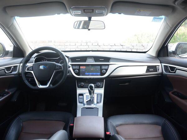 吉利汽车  1.8L