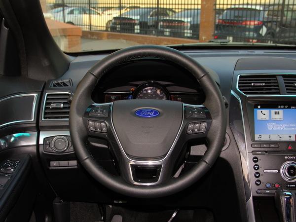 福特(进口)  2.3T 方向盘