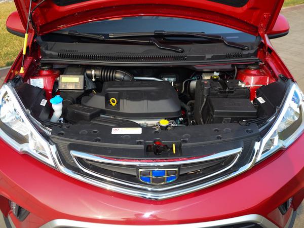 吉利汽车  1.3L