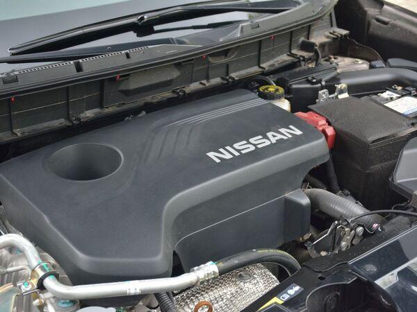 东风日产  2.5L 发动机