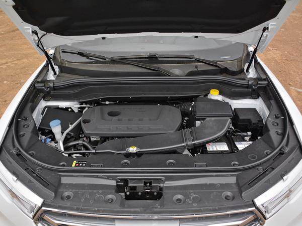 哈弗汽车  改款 蓝标 2.0T 发动机舱