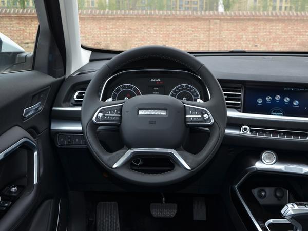 哈弗汽车  改款 蓝标 2.0T 方向盘