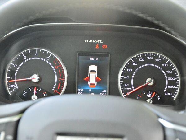 哈弗汽车  全新 红标 1.3T 仪表盘