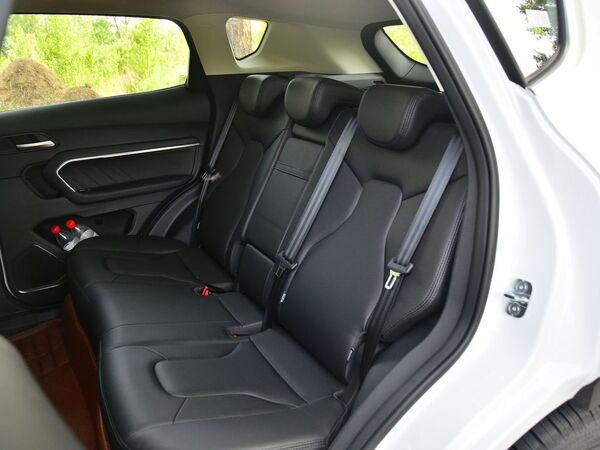 哈弗汽车  全新 红标 1.3T 第二排座椅