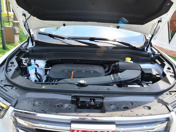 哈弗汽车  全新 红标 1.3T 发动机舱