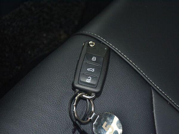 一汽-大众  180TSI 钥匙特写