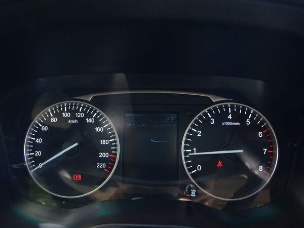 SWM斯威汽车  1.5T 仪表盘
