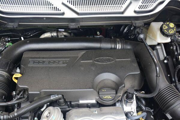 长安福特  EcoBoost125 发动机
