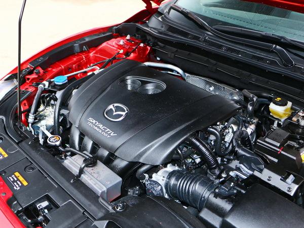 一汽马自达  2.5L 发动机
