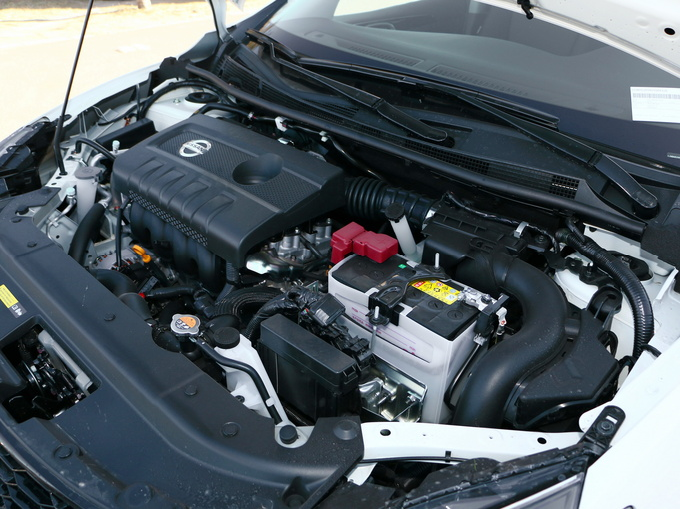 东风日产  1.6XV 发动机