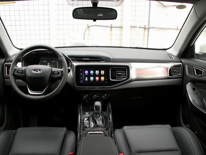 奇瑞汽车  1.5TCI 自动尊贵型 大中控全景
