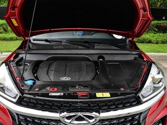 奇瑞汽车  1.5TCI 自动旗舰型 发动机舱