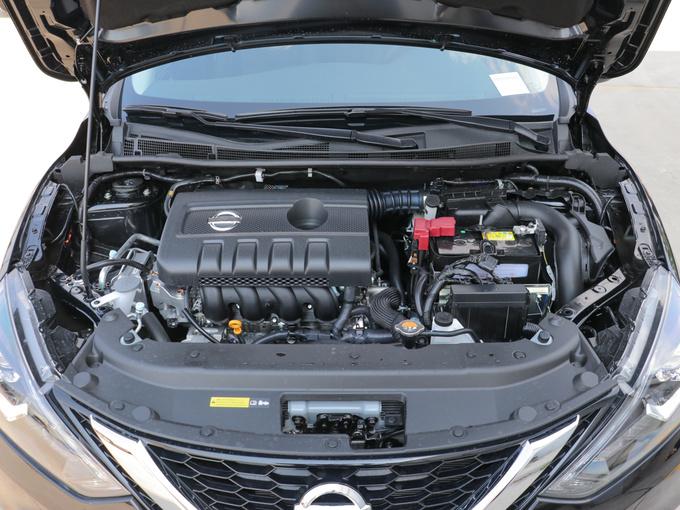 东风日产  1.6XV CVT智联尊享版 发动机舱