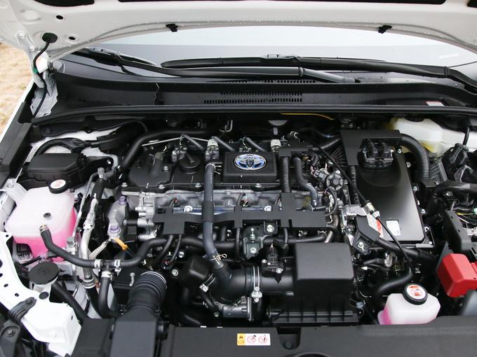 一汽丰田  双擎 1.8L E-CVT 发动机
