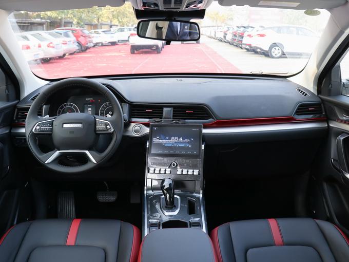 哈弗汽车  乐享版 1.5T 大中控全景