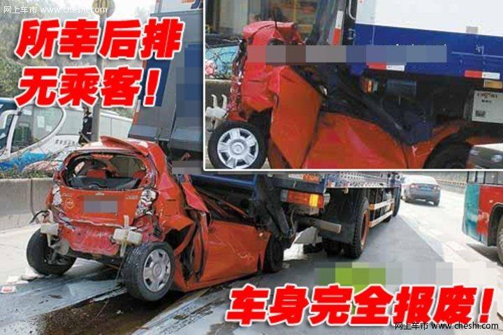 雪佛兰车祸 雪佛兰科帕奇车祸 雪佛兰迈锐宝车祸 高清图片
