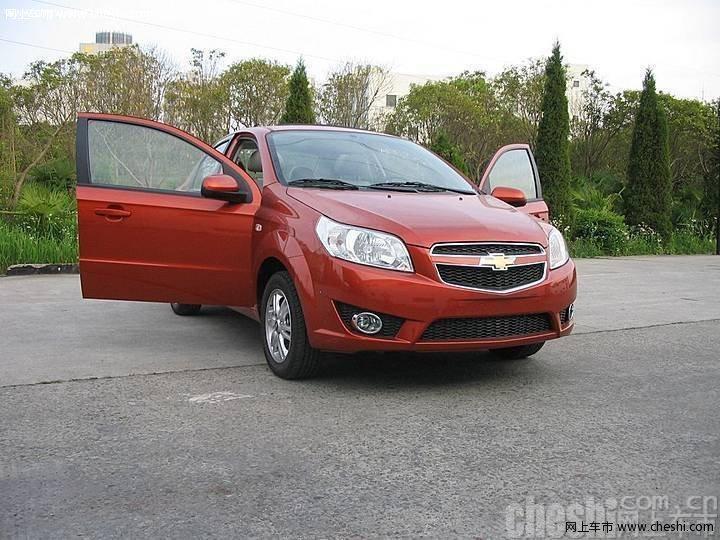 雪佛兰 新乐风 汽车图片壁纸-雪佛兰 新乐风 外观图片 64045 网上车市高清图片