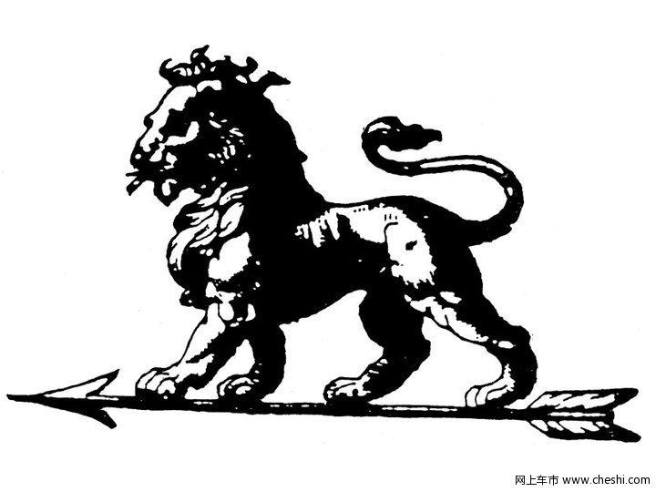 法国标致logo演变活动