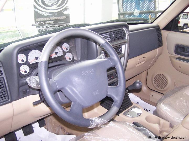 【2500内饰图26-14828张-jeep吉普2500图片大全】-网上车市高清图片