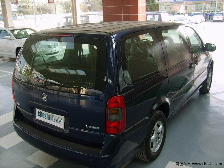 别克 GL8 汽车图片壁纸-别克 GL8 外观图片 25高清图片