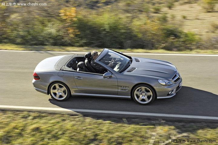 奔驰(进口) sl 2009款 车辆风景