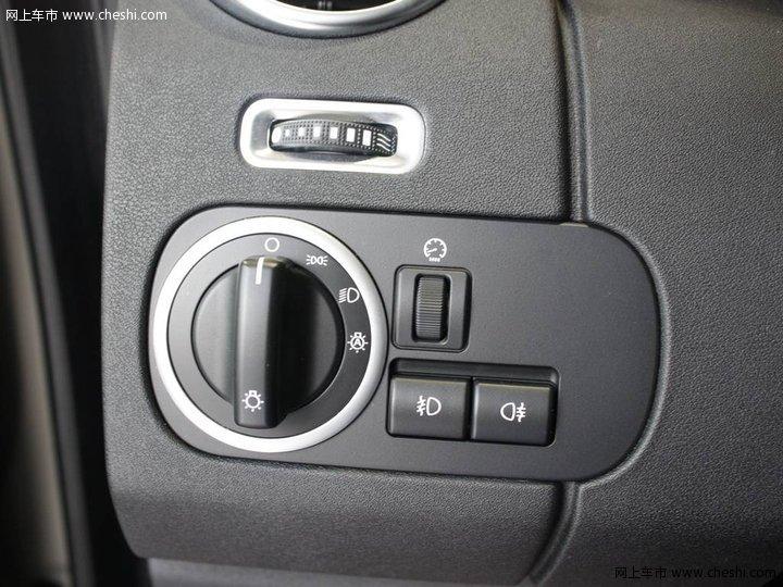 路虎 第四代发现 2011款中控方向盘