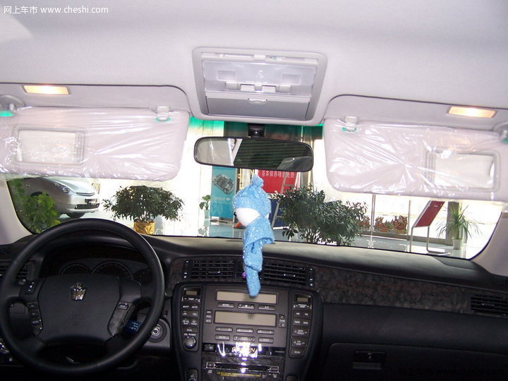 丰田 皇冠 前遮阳板 内饰图片 36424高清图片