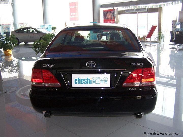 丰田 皇冠 正后 外观图片 36378高清图片