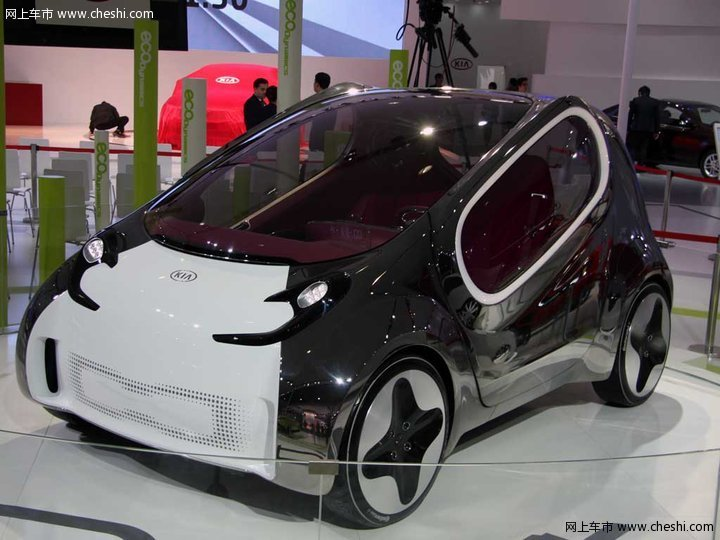 起亚/起亚(进口) 起亚POP概念车外观整体