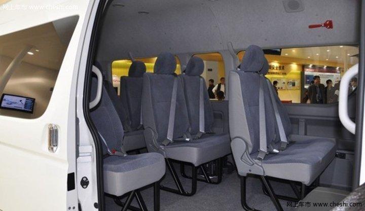 丰田海狮面包车价格 进口丰田海狮专业改装