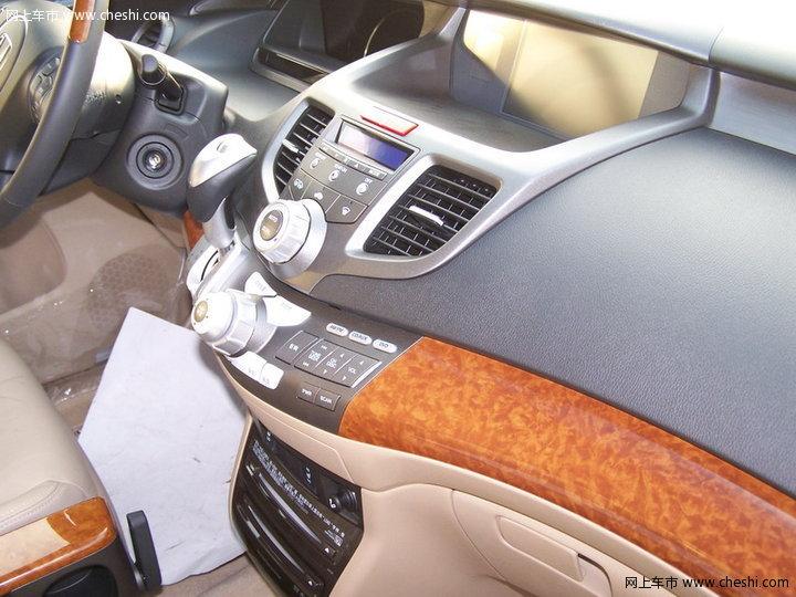 奥德赛中控方向盘图片(286/312)_网上车市