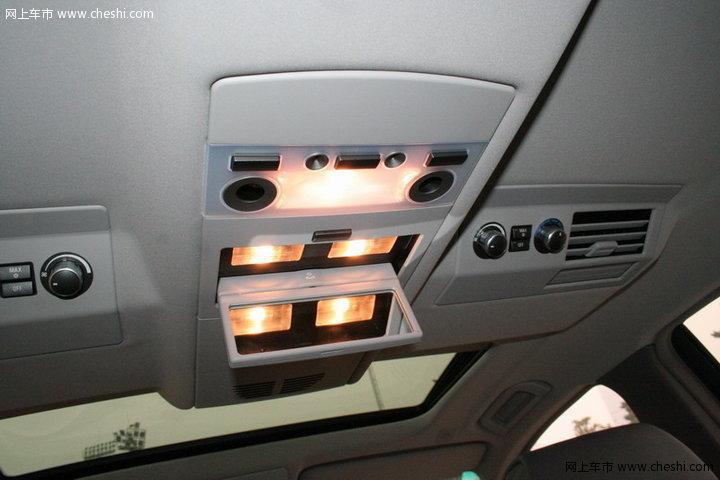 德国宝马 7系 2007款 阅读灯 其他细节