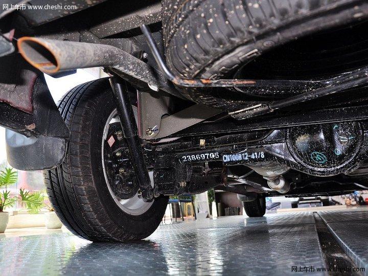 玛瑙红五菱宏光动力底盘图片(9/11)_网上车市