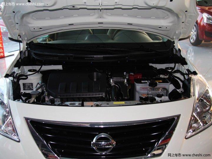 2011款 新阳光 1.5L CVT XL 豪华版