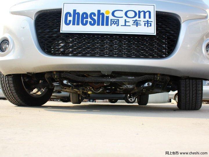 奔奔mini 2012款 外观图动力底盘