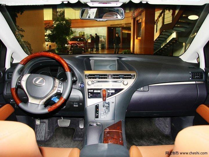 2012款 RX450h