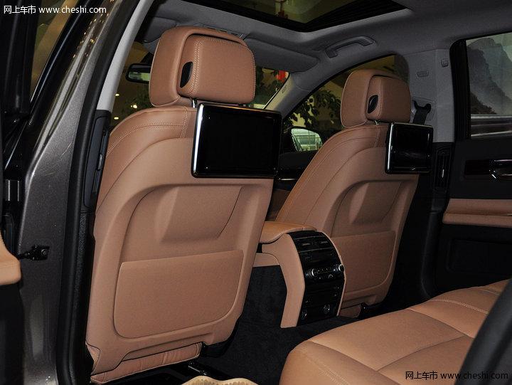 图片库 宝马 宝马7系 车厢座椅 2013款 宝马730li 领先型车厢座椅  速