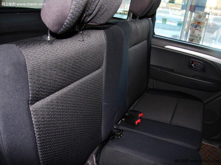 北斗星 x5/2013款 北斗星X5 1.4L MT 豪华型车厢座椅