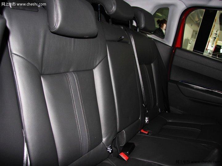 2013款 标致3008 1.6t at thp至尚版车厢座椅