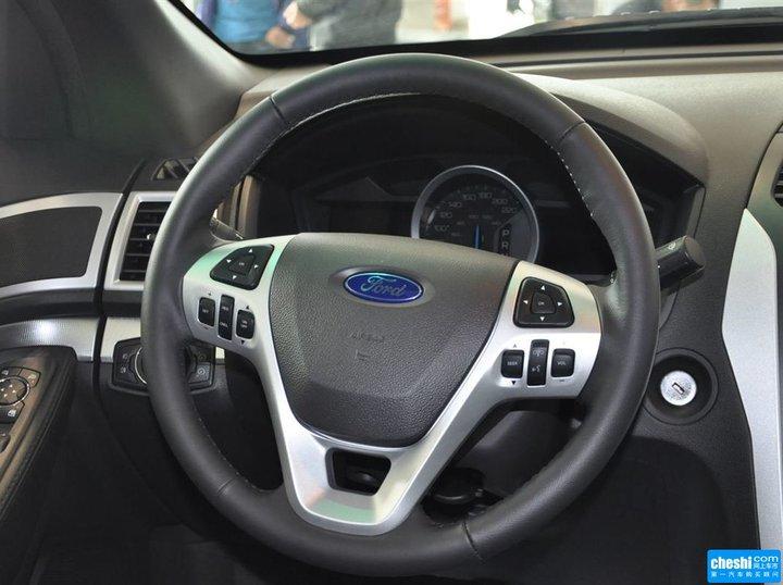 图片库 福特 福特探险者 中控方向盘 福特探险者中控方向盘  速度3秒5